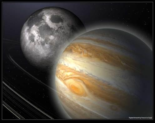 Francis Le Guen - Jupiter