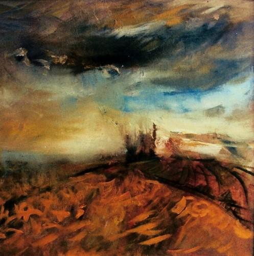 ulei pinza, 60x60, 1987