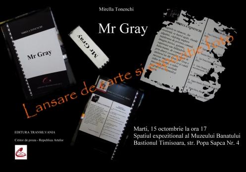 afiche mr gray